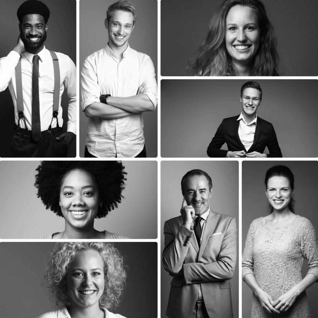 portraits professionnels biographie dirigeants collaborateurs