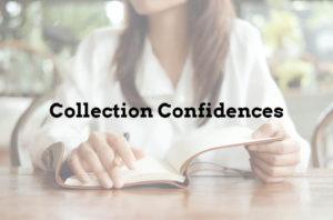 collection confidences livre recit naissance voyage