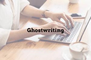 prestation ghostwriting discours prete plume