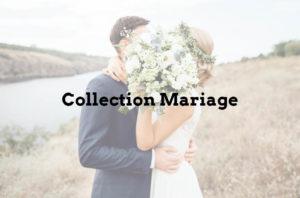 Collection mariage recit demande anniversaire