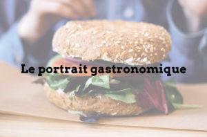prestation portrait gastronomique biographie originale