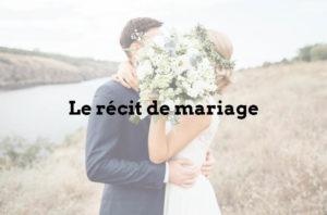 prestation recit mariage Bordeaux livre d'or original