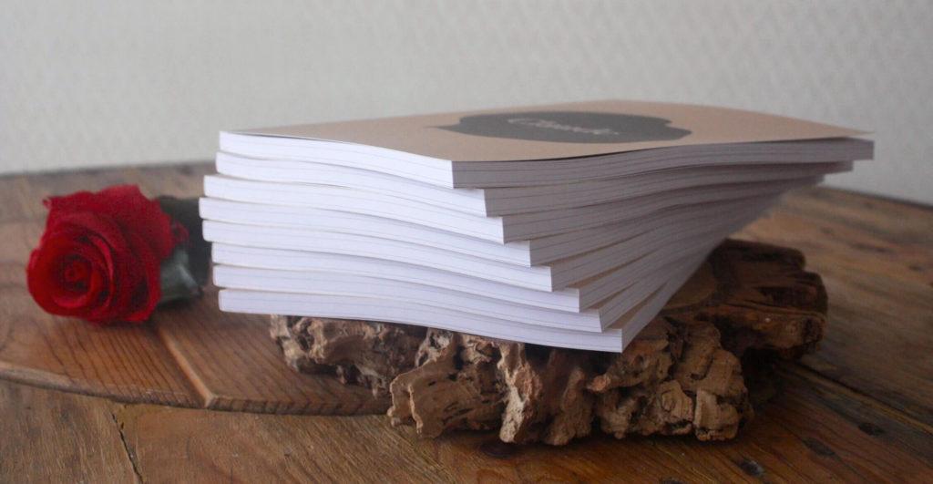 livre hommage deuil imprimé personnalisé